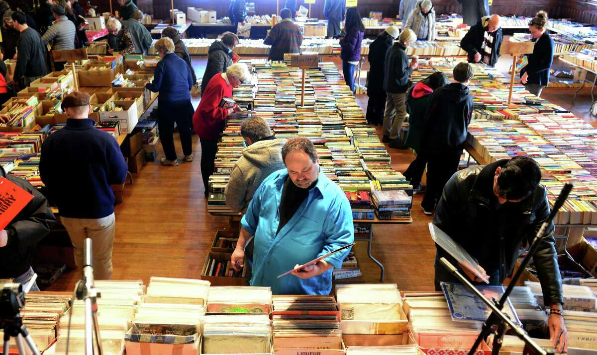 The 56th annual summer book sale at Pequot Library in Southport return Friday, Saturday, and Sunday. Find out more.