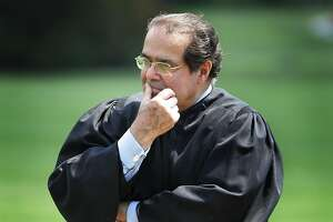 Antonin Scalia, Supreme Court justice, dies - Photo