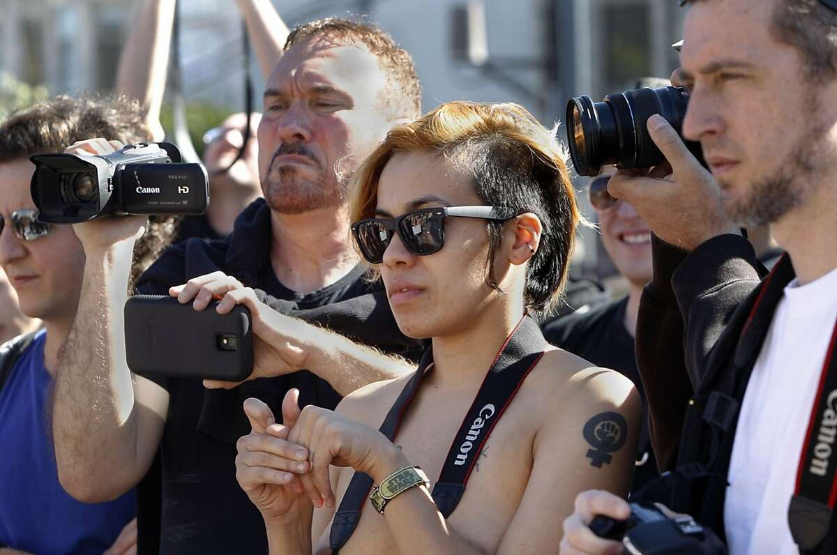Nude Valentines Day Parade secures permit in San