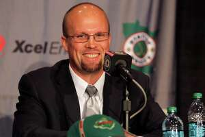 Former captain, coach for Houston Aeros fired by Minnesota Wild - Photo