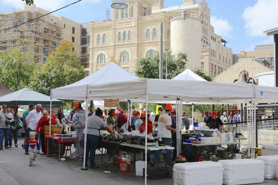 The Pearl Farmers Market will permanently move to a new location Saturday, May 6, keep clicking to see what else you need to know. Photo: Marco Garza   Give Me A Shot, Marco Garza, For MySA.com /  2015 Give Me a Shot San Antonio,Texas United States