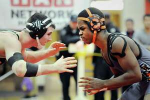 Stamford wrestlers win medals at FCIACs - Photo