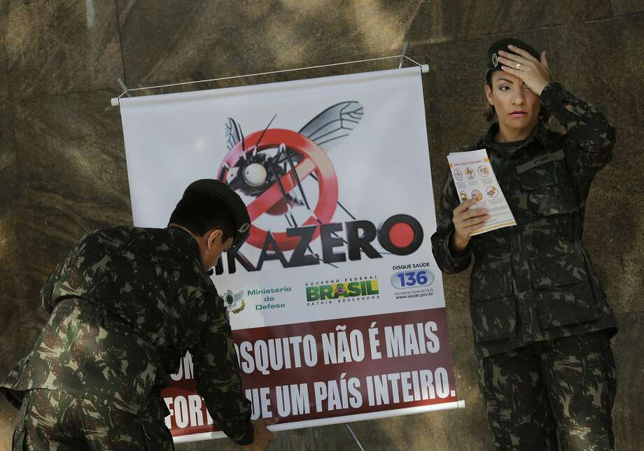 US, Brazil Join Forces to Fight Zika Virus