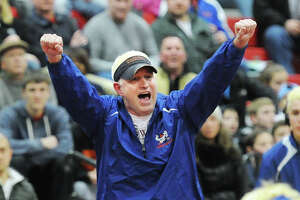The beat goes on: Danbury wrestlers dominate FCIACs, win 29th title in 30 years - Photo