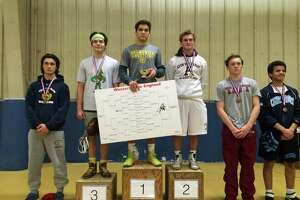 Brunswick wrestling team wins Western New England title - Photo