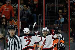 New Jersey goes OT to knock off Philly - Photo