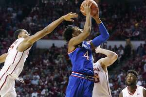 Kansas tops Oklahoma again - Photo