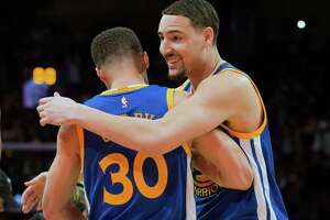 Thompson too hot for Curry - Photo
