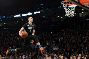 Best dunks from an incredible NBA dunk contest - Photo