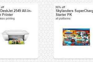 Target Cartwheel: New high-value offers – save on printers, appliances, games and more - Photo