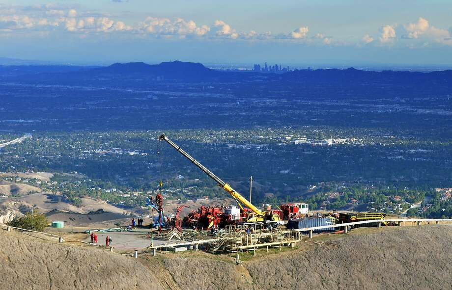 SoCalGas Facing Charges Over Massive Methane Leak Near Los Angeles