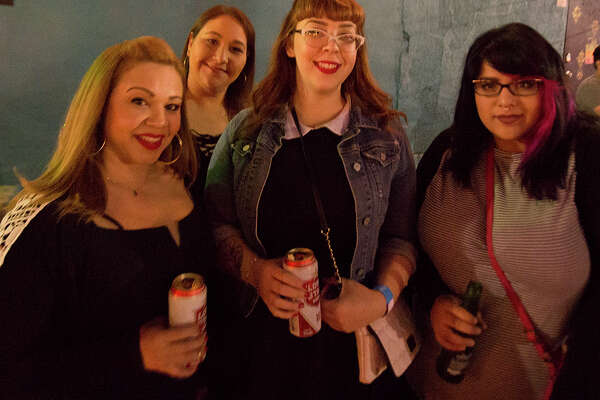 A night of music and moves was presented Saturday night, Feb. 13, 2016, as the Alamo City Soul Club presented its 2nd Annual Smile Now, Cry Later dance at Hi-Tones.