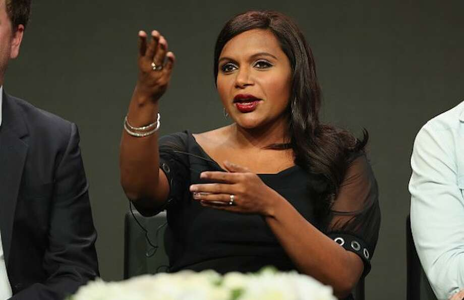 6c9ca0c77a4c Mindy Kaling Leaves Universal for Overall Deal at Warner Bros. Television -  SFGate