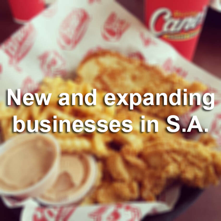 From restaurants and bars to retail and gyms, click through the gallery to see which businesses are entering or expanding in San Antonio.