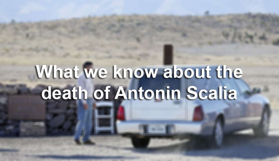 The death of U.S. Supreme Court Justice Antonin Scalia at a West Texas ranch on Saturday has sent the political world into a tailspin that promises to shake up the 2016 presidential election and beyond. This is what we know so far about the circumstances surrounding his death.