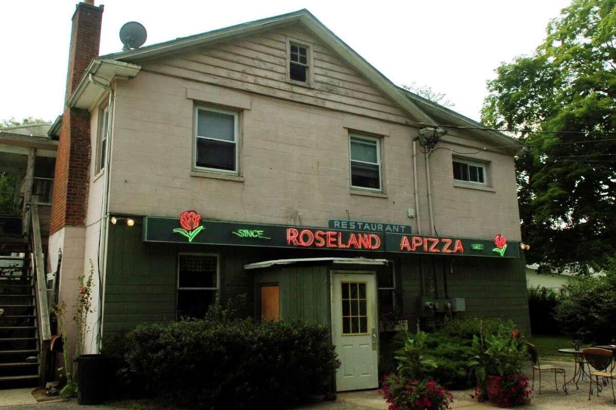 Roseland Apizza in Derby.