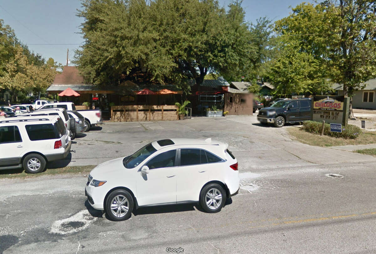 20. Chilosos Taco House 701 East 20th St. Houston, Texas, 77008 Recent Yelp Review:
