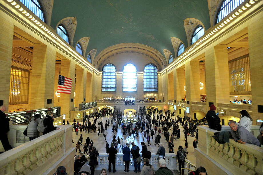 A power outage that affectied sections of Grand Central Terminal could cause scattered delays on Metro North train service in and out of New York City on Monday, Feb. 15, 2016. Photo: Hearst Connecticut Media / File Photo / Stamford Advocate