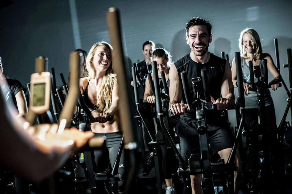 Go Stride, a new fitness studio that uses Keiser Strider machines, will open Wednesay in Port Chester. It is the first strider studio in the U.S.
