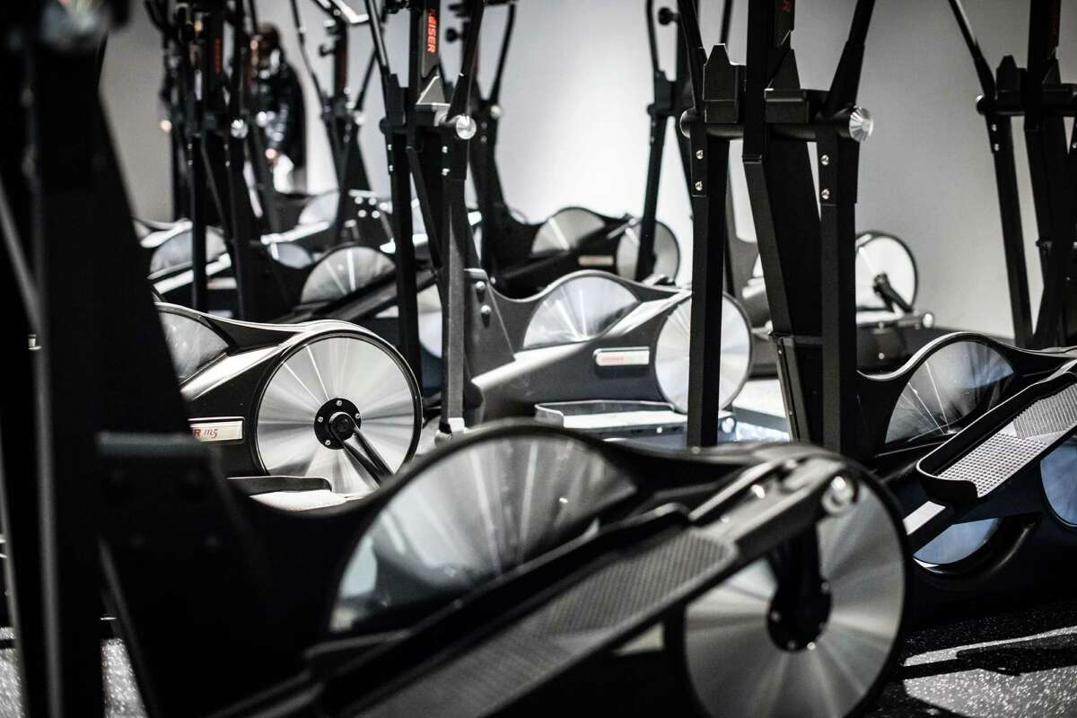 Go Stride, a new fitness studio that uses Keiser Strider machines, will open Wednedsay in Port Chester. It is the first strider studio in the U.S.