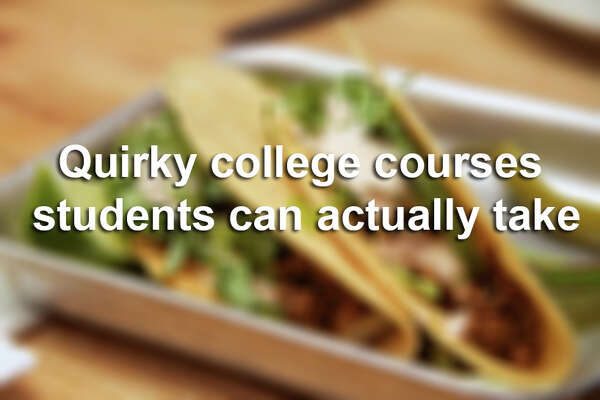 Who said school is boring? Click through to read up on unusual classes offered at colleges and universities throughout the country. Then check out what quirky courses some of Connecticut's schools have to offer.