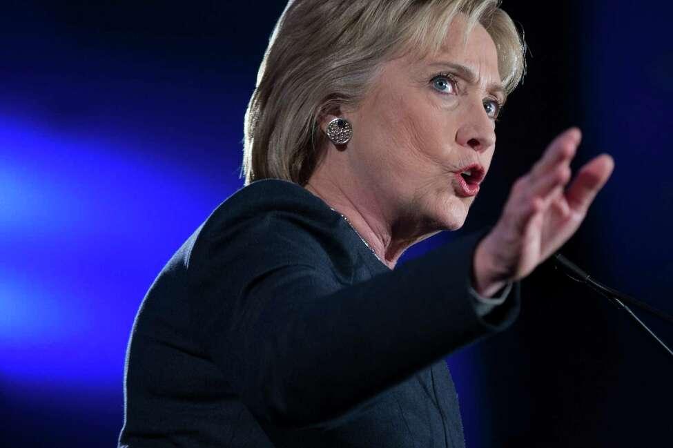 President (Democrat): Hillary Clinton