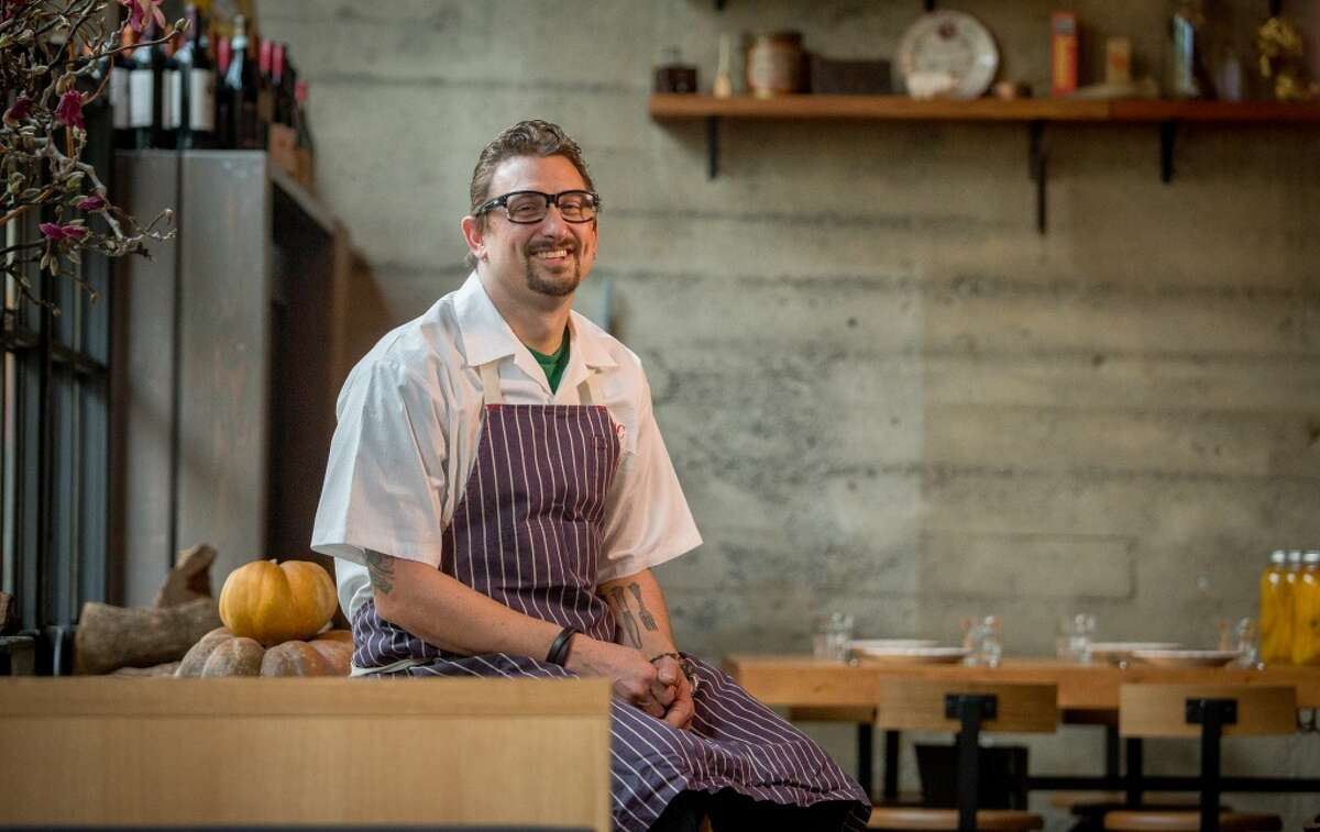 Chris Cosentino showcases his vision at Cockscomb in SoMa, which now earns three stars.