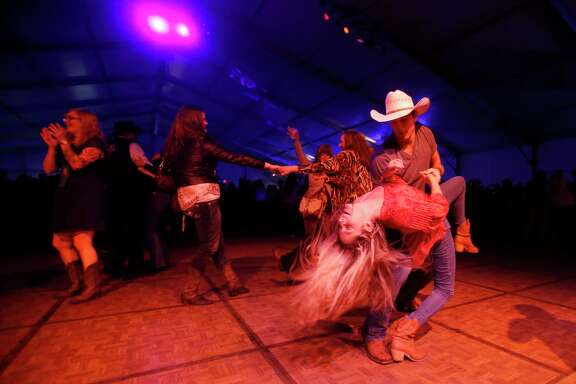 The Hideout, which marks its 25th anniversary this year, has a leg up on the big stage: Its dance floor is a hit with boot-scootin' fans.