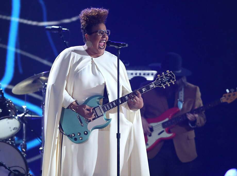 """Brittany Howard and Alabama Shakes won the prize for best rock performance for """"Don't Wanna Fight."""" Photo: Matt Sayles, Associated Press"""