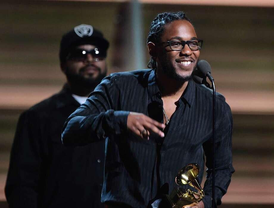 Kendrick LamarRecording artist  Kendrick Lamar. Photo: ROBYN BECK, Staff / AFP