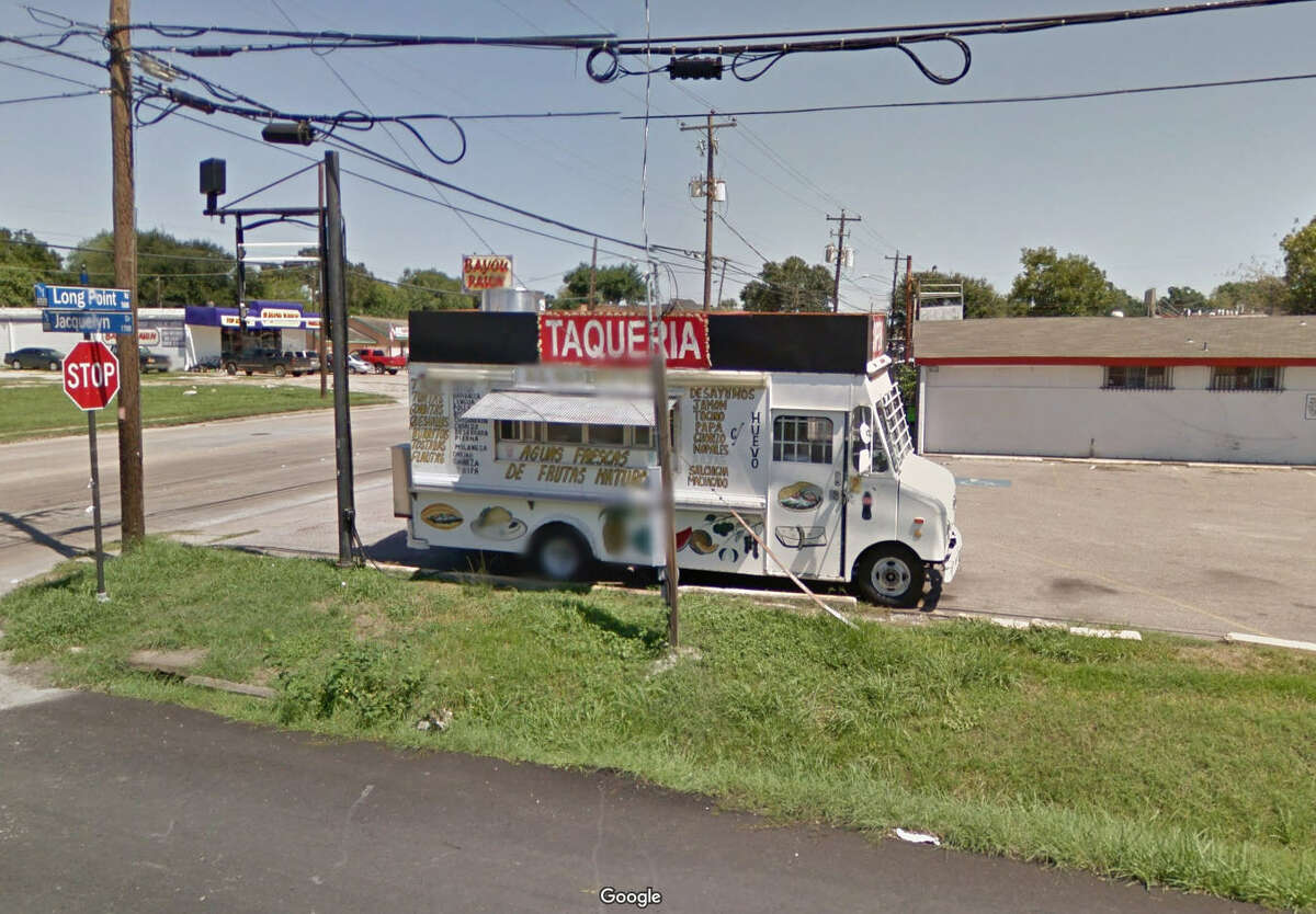 21. Ultimo Taco Truck 7403 Long Point Road Houston, Texas, 77055 Recent Yelp Review:
