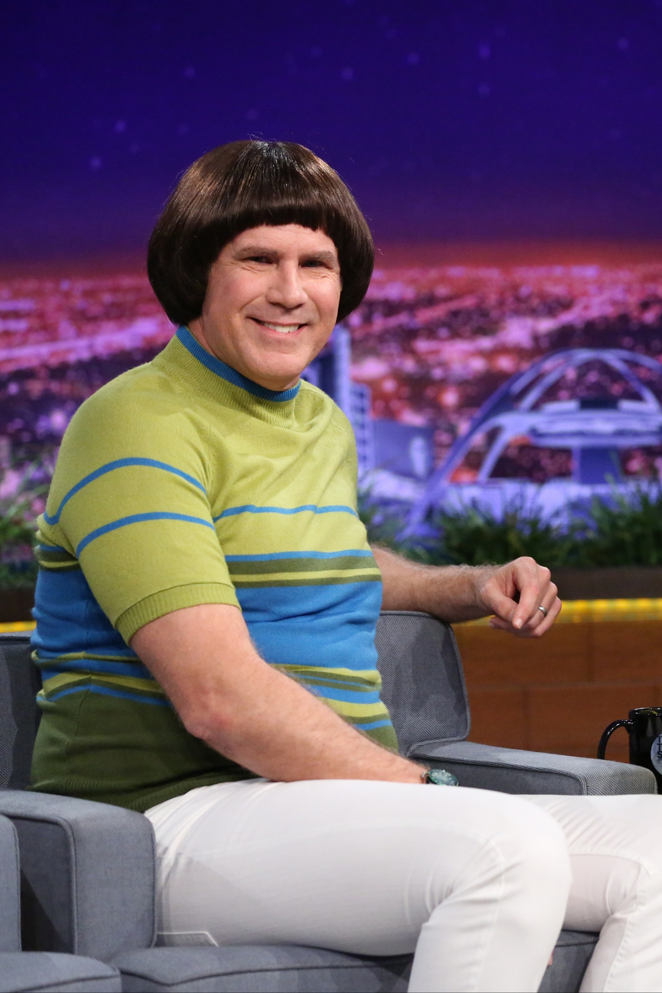Will Ferrell Looks Like A Sports Team Owner And Vows To