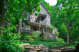 Victorian in the woods, West Cornwall $115 a night Description: Featured in New York Magazine; Three stories overlooking the town; Victorian house built in 1870.