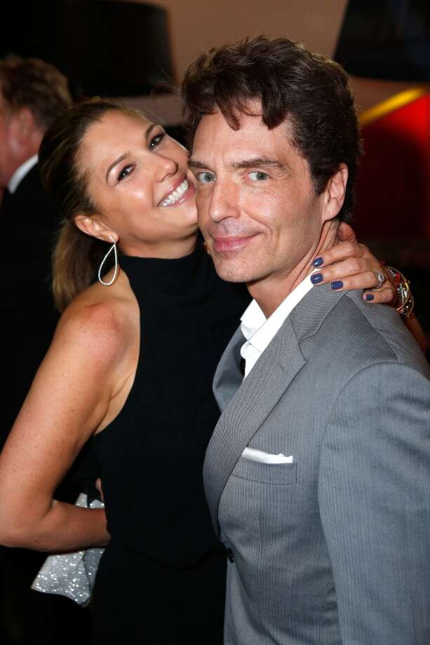 TV Personality Daisy Fuentes (L) and musician Richard Marx attend the Republic Records Grammy Celebration presented by Chromecast Audio at Hyde Sunset Kitchen & Cocktail on Feb. 15, 2016 in Los Angeles. Photo: Randy Shropshire/Getty Images For Republic Records