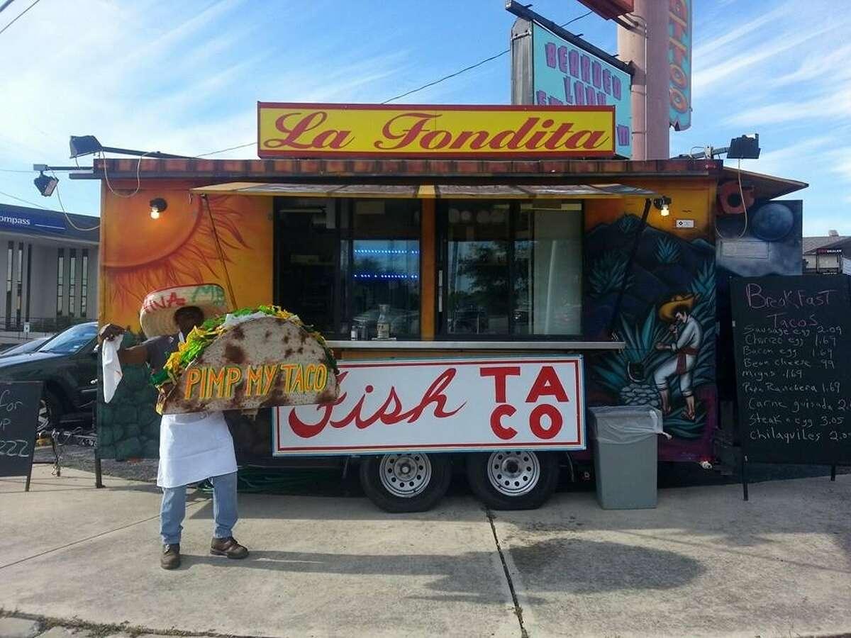 19. La Fondita, AKA Pimp My Taco - Woodlake: 4.5 starsPrice: $