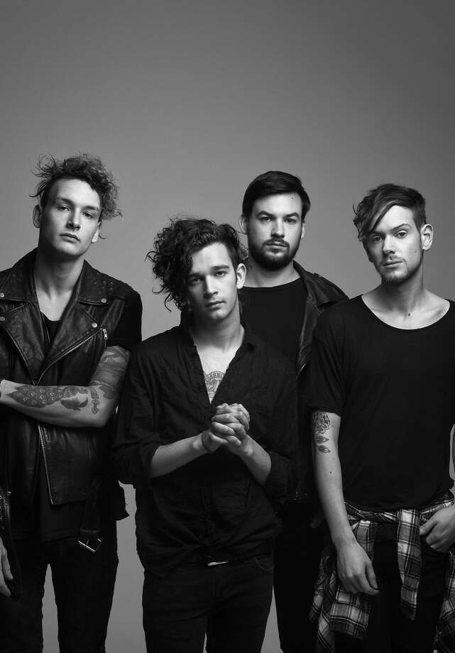 The 1975. Photo: Interscope