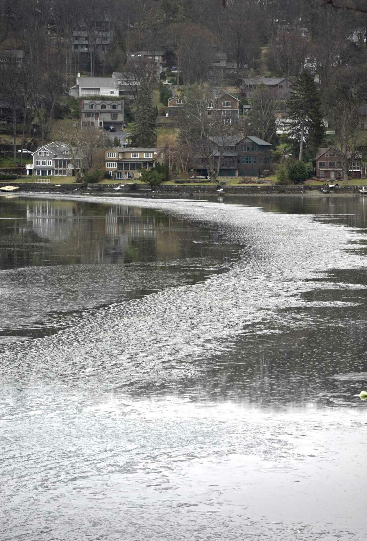 Ice forms later, and melts earlier, than it once did on bodies of water such as Candlewood Lake, evidence that freshwater lakes are warming because of climate change.