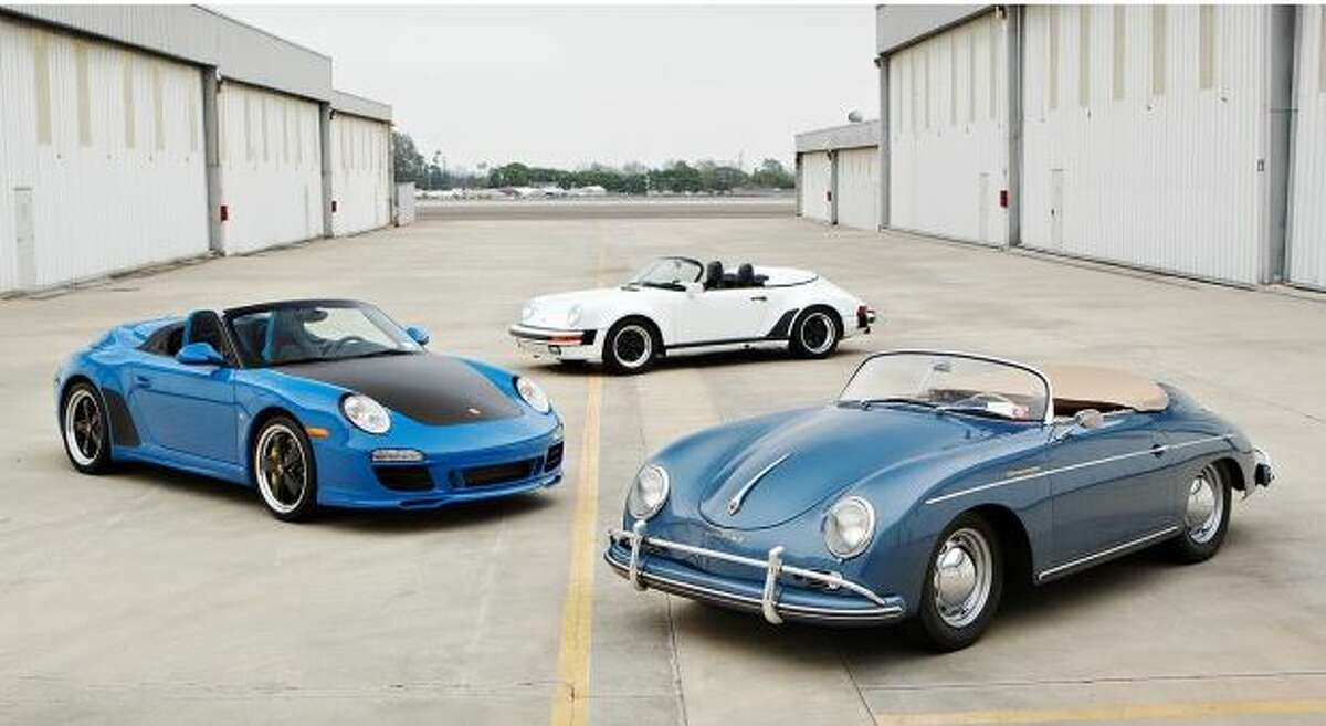 Comedian Jerry Seinfeld is auctioning off an assortment of his Porsches from his personal collection. The 16 vehicles have an expected total value of around $32 million.