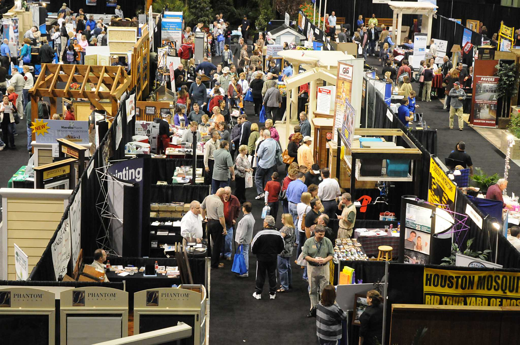 Cy fair home garden show offers new features houston Houston home and garden show