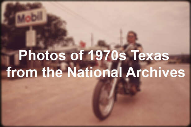 Renowned photographers Danny Lyons and Marc St. Gil captured some of the most provocative images of DOCUMERICA Project that feature Texas in the 1970s.