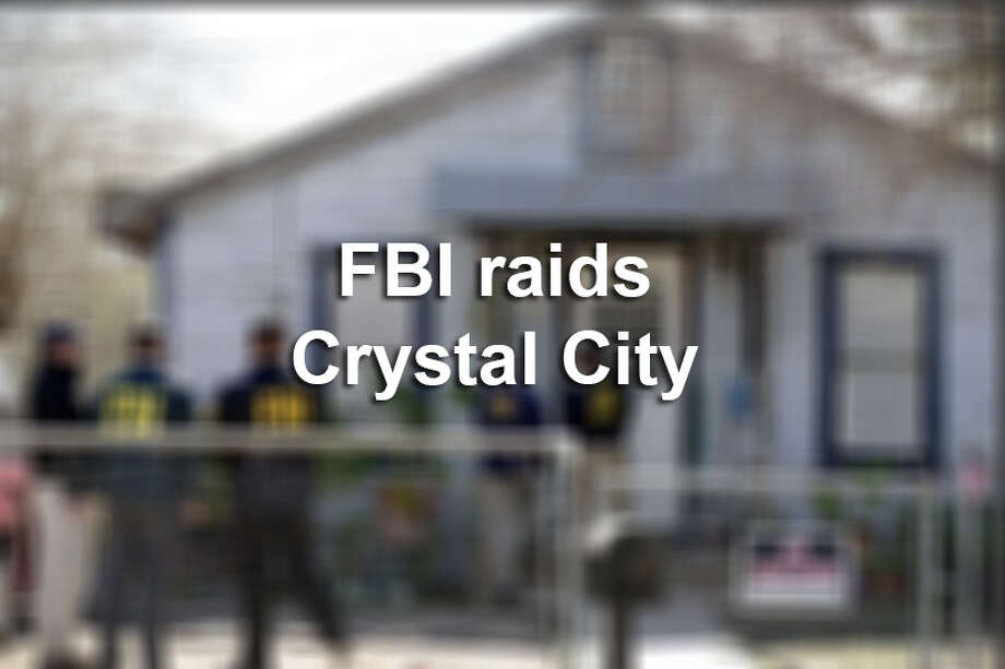 The FBI raided Crystal City on Feb. 4, 2016 as part of an ongoing public corruption investigation.