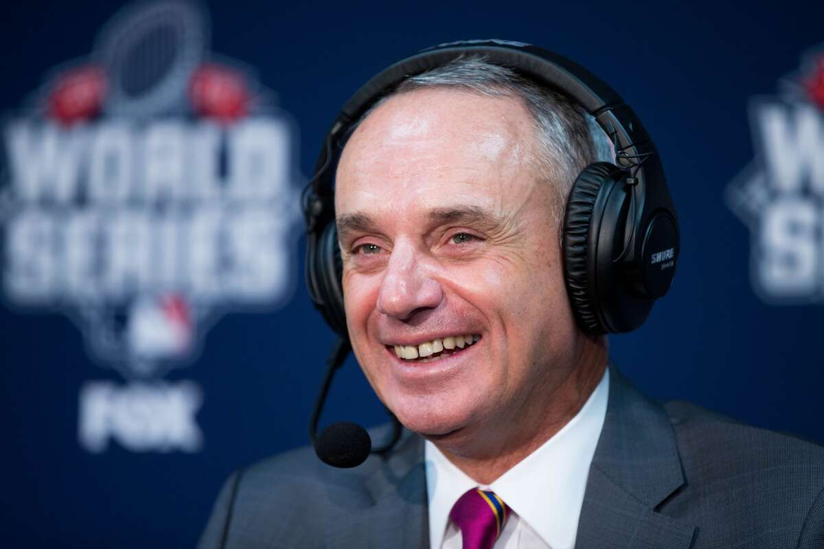 Baseball Commissioner Rob Manfred favors considering some out-of-the-box ideas to help pump some life into his game.