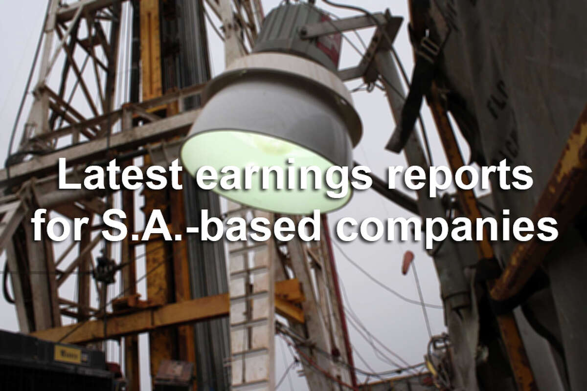Click through the gallery to see 2015's fourth quarter profits for local companies, compiled from Express-News reports.