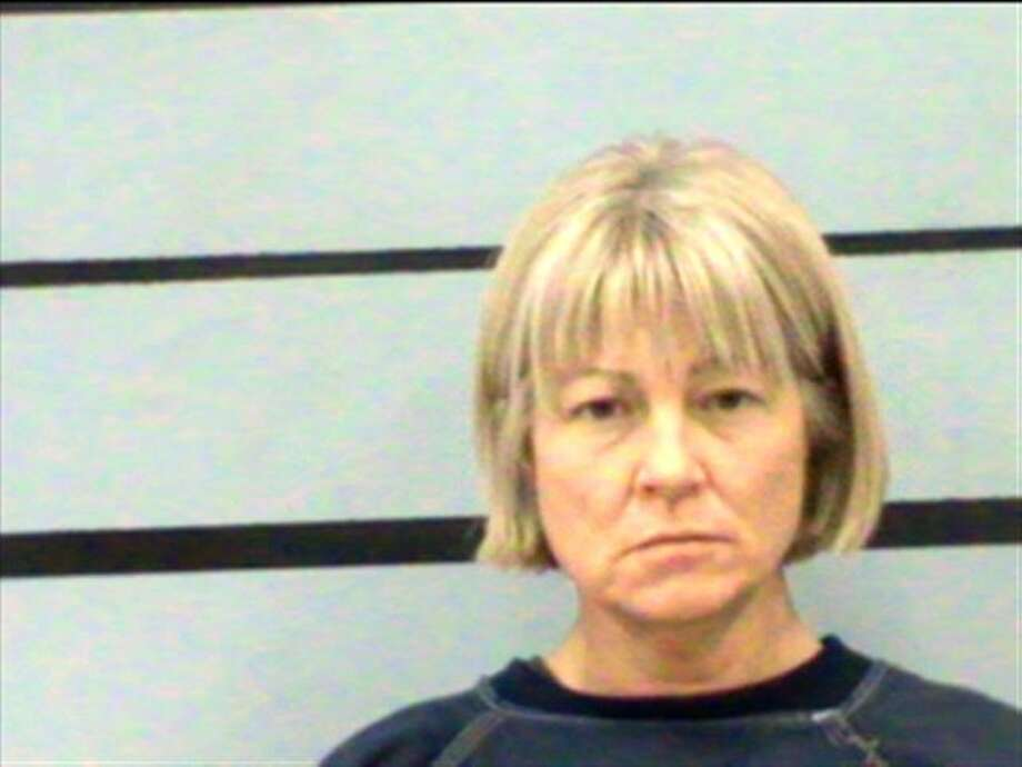Cynthia Lynn Ortiz, 46, was arrested in Lubbock on Friday and charged with retaliation, a third-degree felony punishable by up to 10 years in prison. Photo: Lubbock County Detention Center