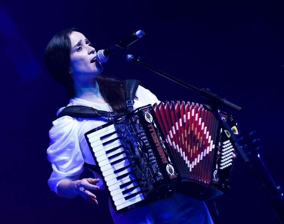 Julieta Venegas. Photo: Getty Images