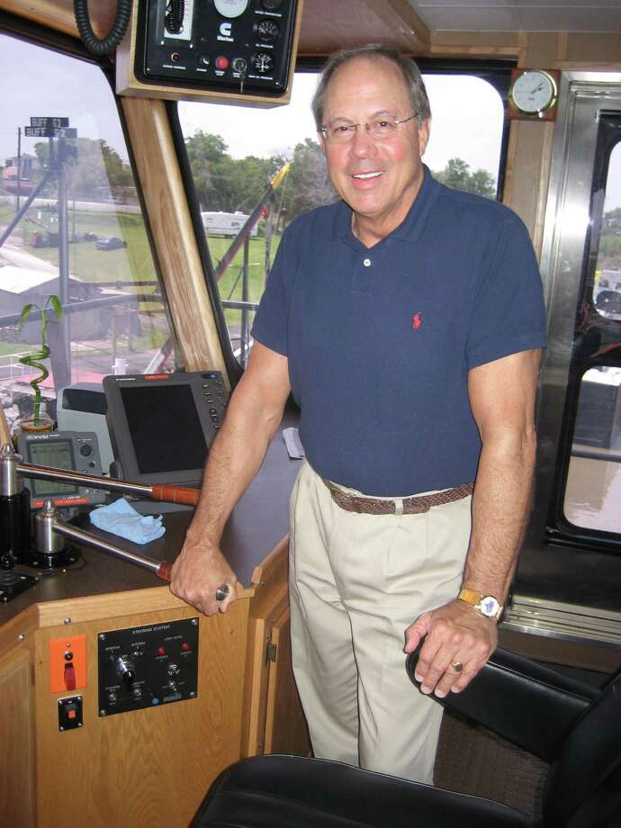 CEO of Buffalo Marine Service Pat Studdert was named 2016 Maritime Person of the Year by the Greater Houston Port Bureau.