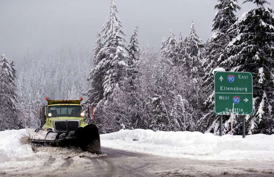 Wet-hot winter: Will Washington's snowpack survive to ...