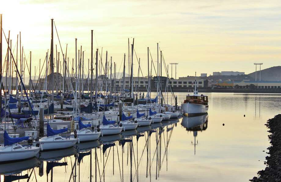 Marina Bay Yacht Harbor. Photo: Stephanie Wright-Hession / Special To The Chronicle / Stephanie Wright-Hession / Special To The Chronicle
