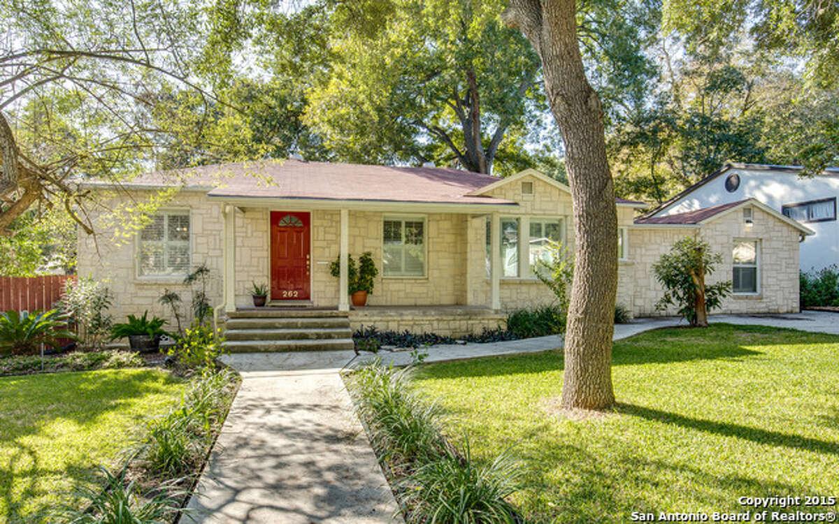 1. 262 E. Elmview Place: $375,0002 beds / 2 baths / 1,886 square feet