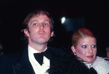 Ivana And Donald Trump Wedding 1977.What Donald Trump Learned From Joseph Mccarthy S Right Hand Man